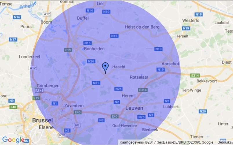 Regio 20 km